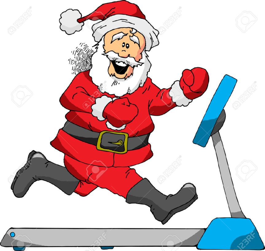 Get fit not Fat this Christmas